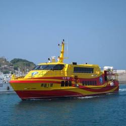 泰富輪船【東港→小琉球】